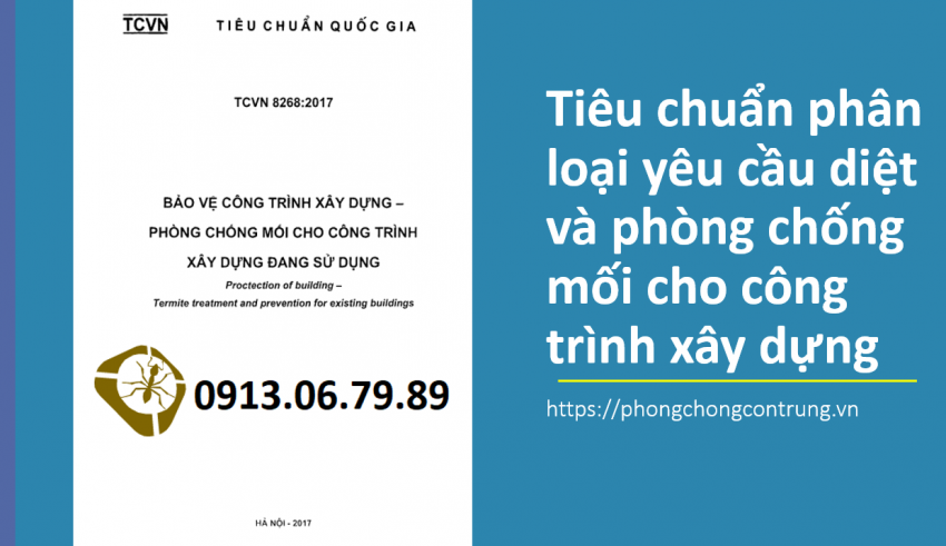 tieu-chuan-phan-loai-cong-trinh-diet-moi